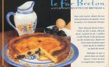 recette de bretagne